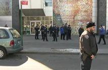 Еврейский детский музей в Бруклине утром 9 марта