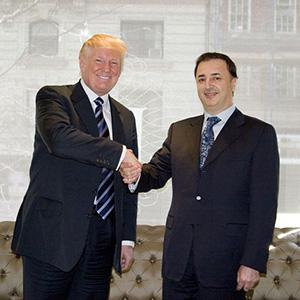Картинки по запросу леваев и трамп