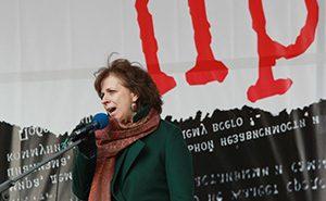 Российская правозащитница Зоя Светова