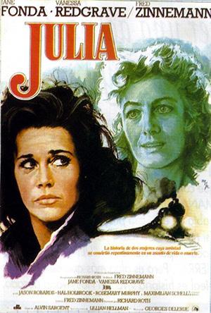 Постер фильма ''Джулия''