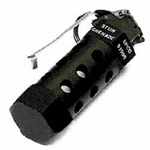 Американская светошумовая граната М-84