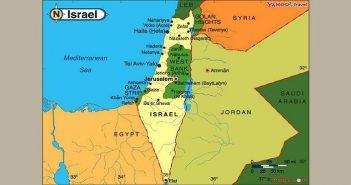 israel-map