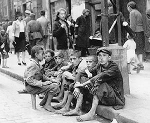 Дети Варшавского гетто