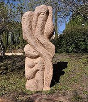 Памятник Неизвестному праведнику  работы С.Селингера
