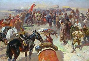 Страшная Гражданская война  изменила судьбу России