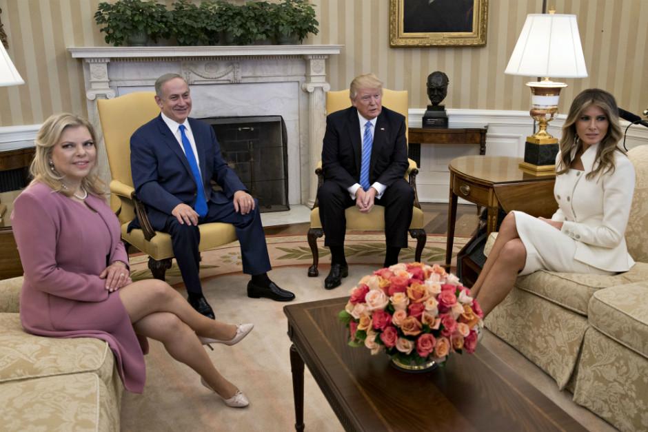 Трамп: «Мы больше, чем друзья. Мы – союзники».