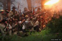 Битва при Геттисберге — самое кровопролитное сражение в ходе Гражданской войны в США, произошедшее 1-3 июля 1863 года
