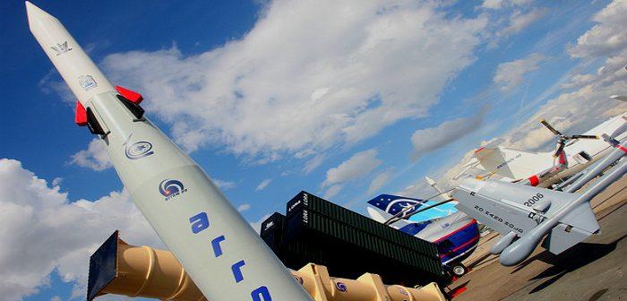 Ракета Хец (Стрела, Arrow)-3, успешно прошедшая натурные испытания