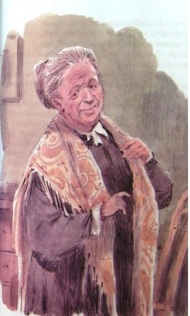 Иллюстрация из книги «Звоните и приезжайте»