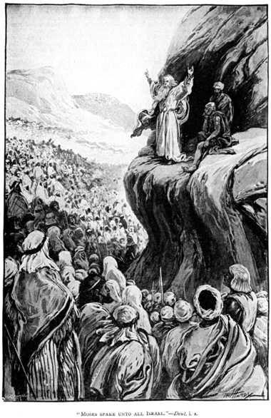 moshe-gives-the-speech-before-crossing-jordan-river
