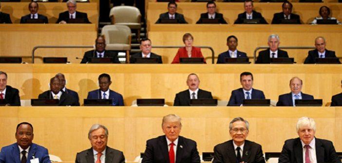 Дональд Трамп ошарашил лицемеров ООН