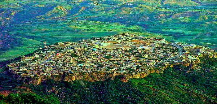 Горы Курдистана