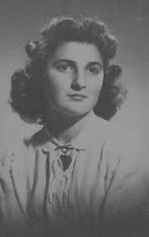 Сестра Ита, сентябрь 1941 года