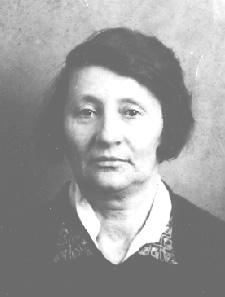 Фаина Ефимовна Нюрина-Нюренберг