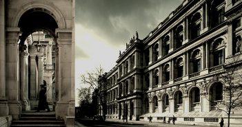 Здание британского МИД