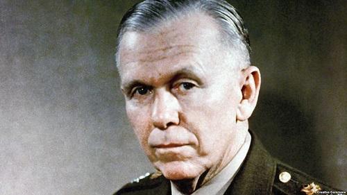 Генерал Джордж Маршалл, госсекретарь США (1947–1949) и министр обороны США (1950–1951)