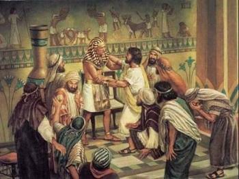 Иосиф и его братья в Египте