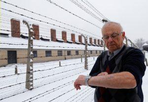 Выживший узник Освенцима