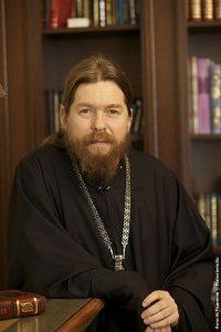 Отец Тихон — духовный наставник В.Путина