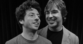 Image: Larry Page, Sergey Brin