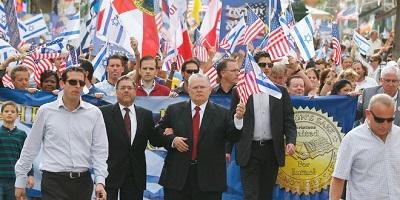 Американские евангелисты — верные сторонники Израиля