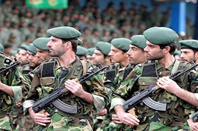 Корпус стражей исламской революции (КСИР)