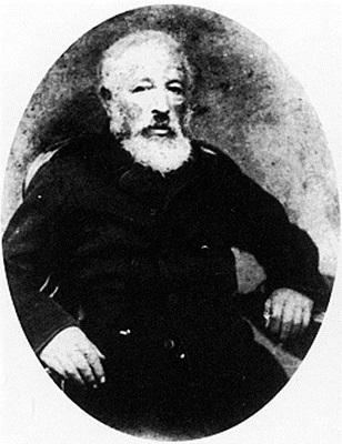 Дед Ленина по материнской линии — Абель Бланк