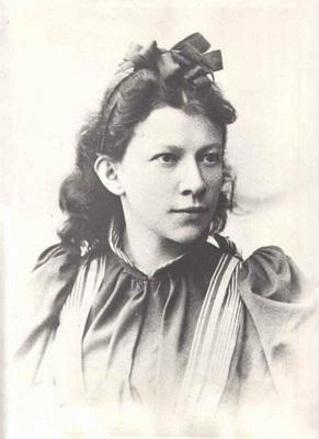 Анна Ильинична Ульянова-Елизарова (1864-1935)