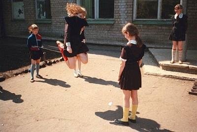 Советские школьники 60-х годов