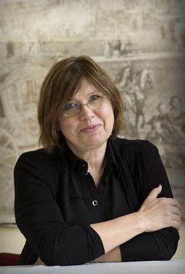 Барбара Энгелькинг, автор книги «Такой красивый солнечный день» («Such a Beautiful Sunny Day»)
