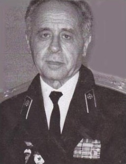 Полковник Марк Штейнберг