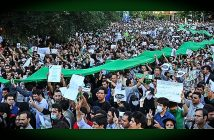 Они жаждут свободы. Демонстранты в Тегеране