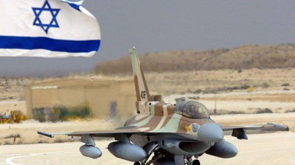 f-16-israel-iran