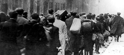 Последний путь евреев Варшавского гетто