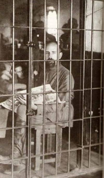 В Таганской тюрьме