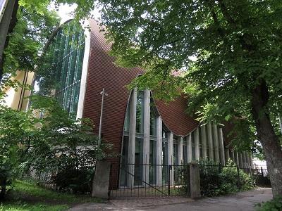 Новая синагога в Таллинне