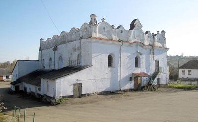 Старейшая синагога в Шаргороде