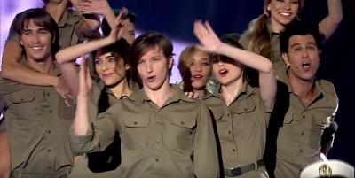 Молодежь Израиля
