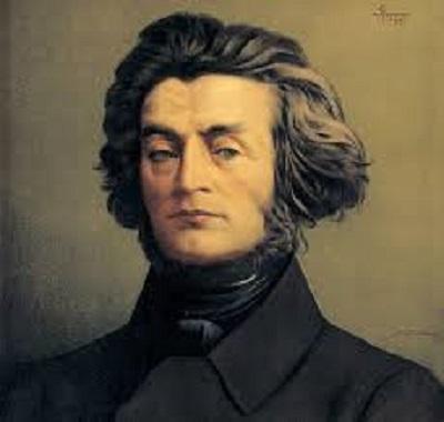 Великий польский поэт Адам Мицкевич