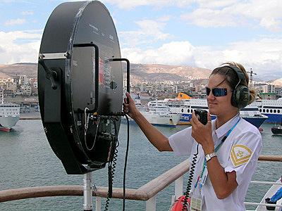 Звуковая пушка LRAD. Фото static.hsw.com.br