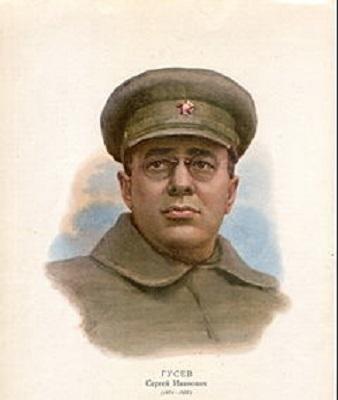 Сергей Гусев (Яков Драбкин)