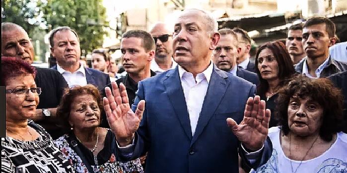 Б.Нетаниягу разъясняет жителям Южного Тель-Авива ситуацию с африканскими нелегалами