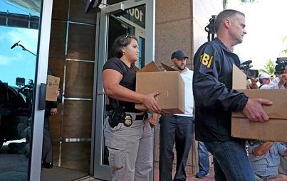 Сотрудники ФБР провели обыск в нью-йоркском офисе Майкла Коэна, личного адвоката Трампа