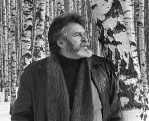 Народный художник Белоруссии скульптор Анатолий Аникейчик