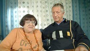 Константин Боровой и Валерия Новодворская