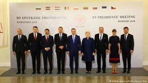 Варшавский саммит президентов «Девятки»