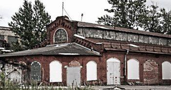 Старое здание ЛМЗ на Кондратьевском, 13. Фото Гугл.