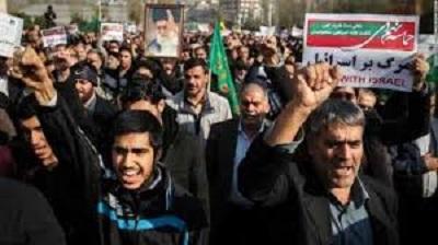 В Иране граждане выходят на масштабные антиправительственные акции протеста