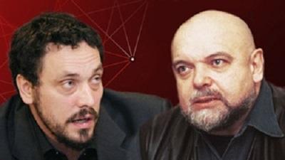 Близкие по духу люди — Орхан Джемаль и Максим Шевченко