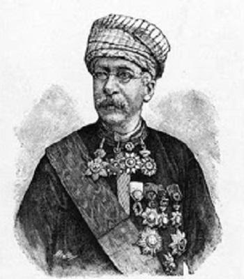 Создатель египетского театра Яков Цануа